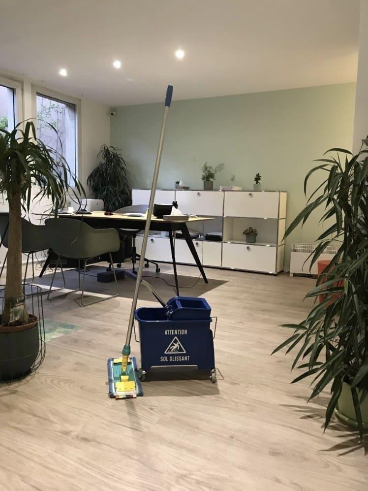Nettoyage de Bureaux et Copropriété, DNA Propreté & Services