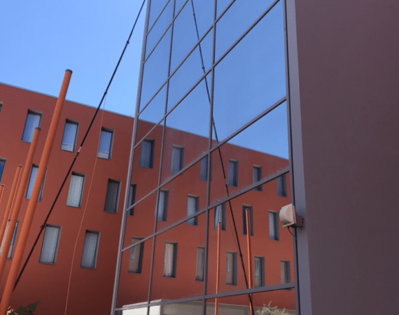 nettoyage vitre toulouse hotel radisson blue
