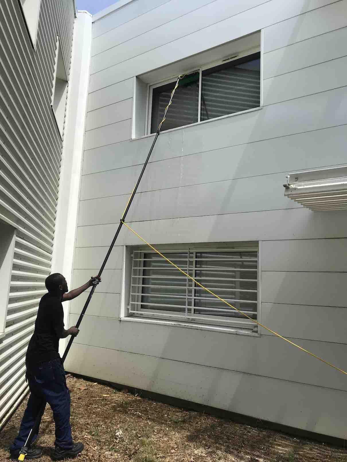 entreprise de nettoyage de vitre blagnac