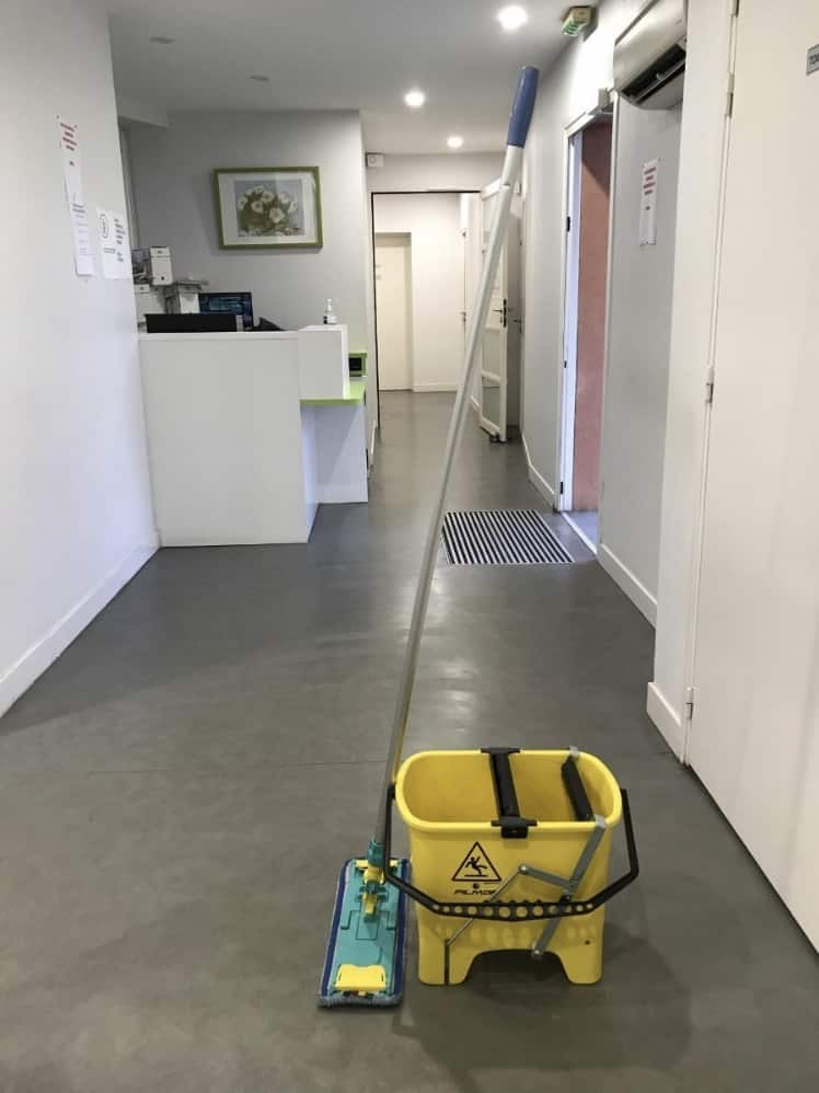 entreprise nettoyage de bureaux castelginest