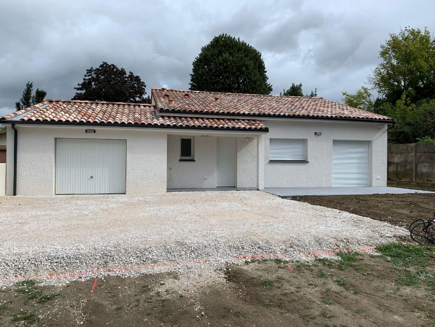 Nettoyage de fin de chantier d'une villa située sur la commune de Cepet, DNA Propreté & Services