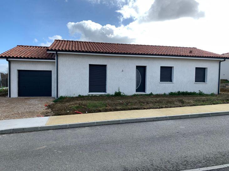 Nettoyage de fin de chantier d'une villa située sur la commune de Roquesérière, DNA Propreté & Services