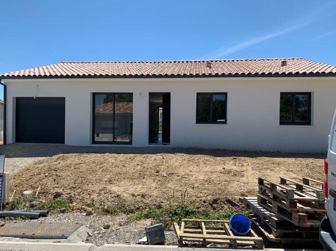 Nettoyage de fin de chantier d'une villa située à Albi (2), DNA Propreté & Services