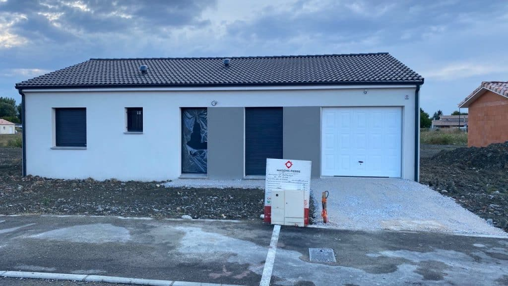 Nettoyage de fin de chantier d'une villa situées à Le Fauga (2), DNA Propreté & Services