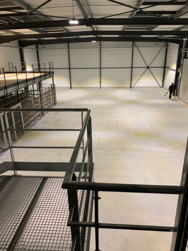 Nettoyage fin de chantier nouveau bâtiment Lespinasse, DNA Propreté & Services
