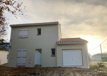 Nettoyage de fin de chantier d'un villa située à Castelmaurou